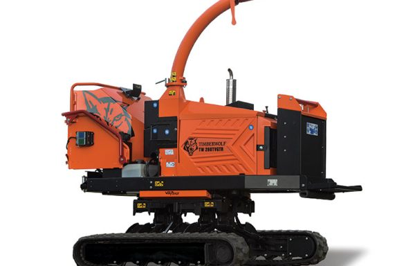 TIMBERWOLF TW 280 TVGTR Chipper